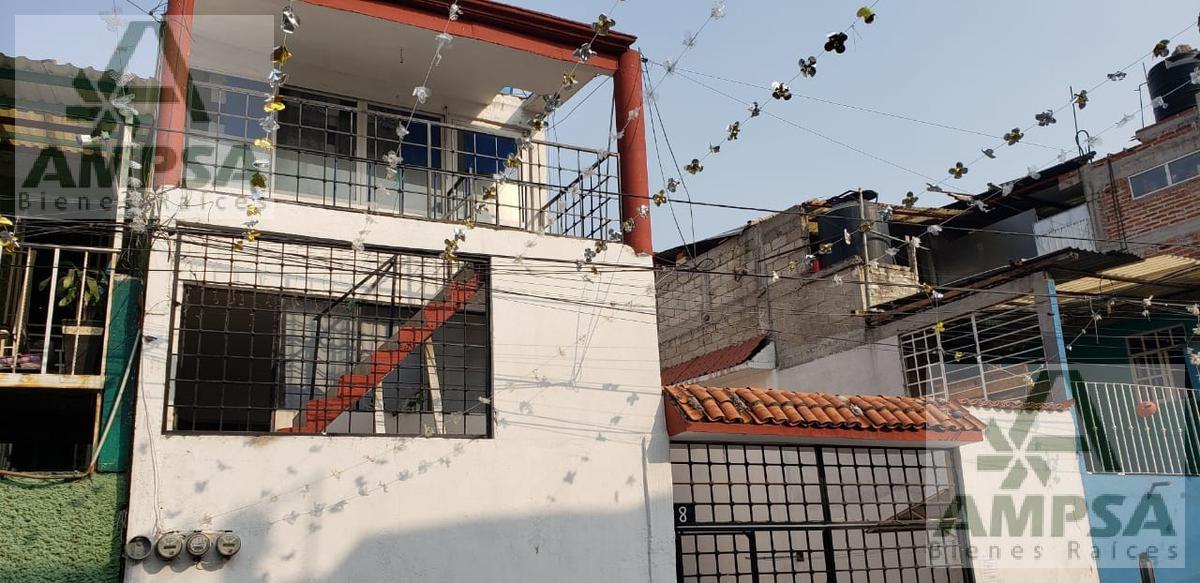 Foto Casa en Venta en  Francisco Villa,  Tlalnepantla de Baz  Cerrada Lázaro Cárdenas 8