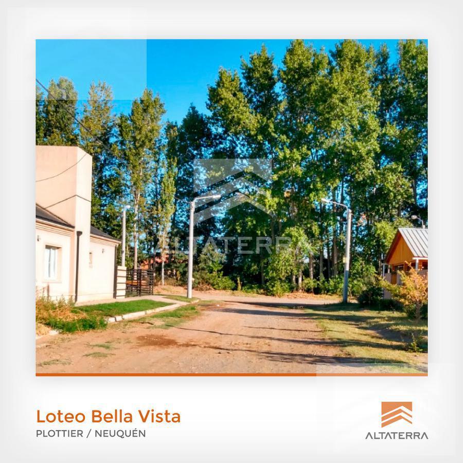 Foto Terreno en Venta en  Plottier,  Confluencia   LOTEO BELLA VISTA EN PLOTTIER