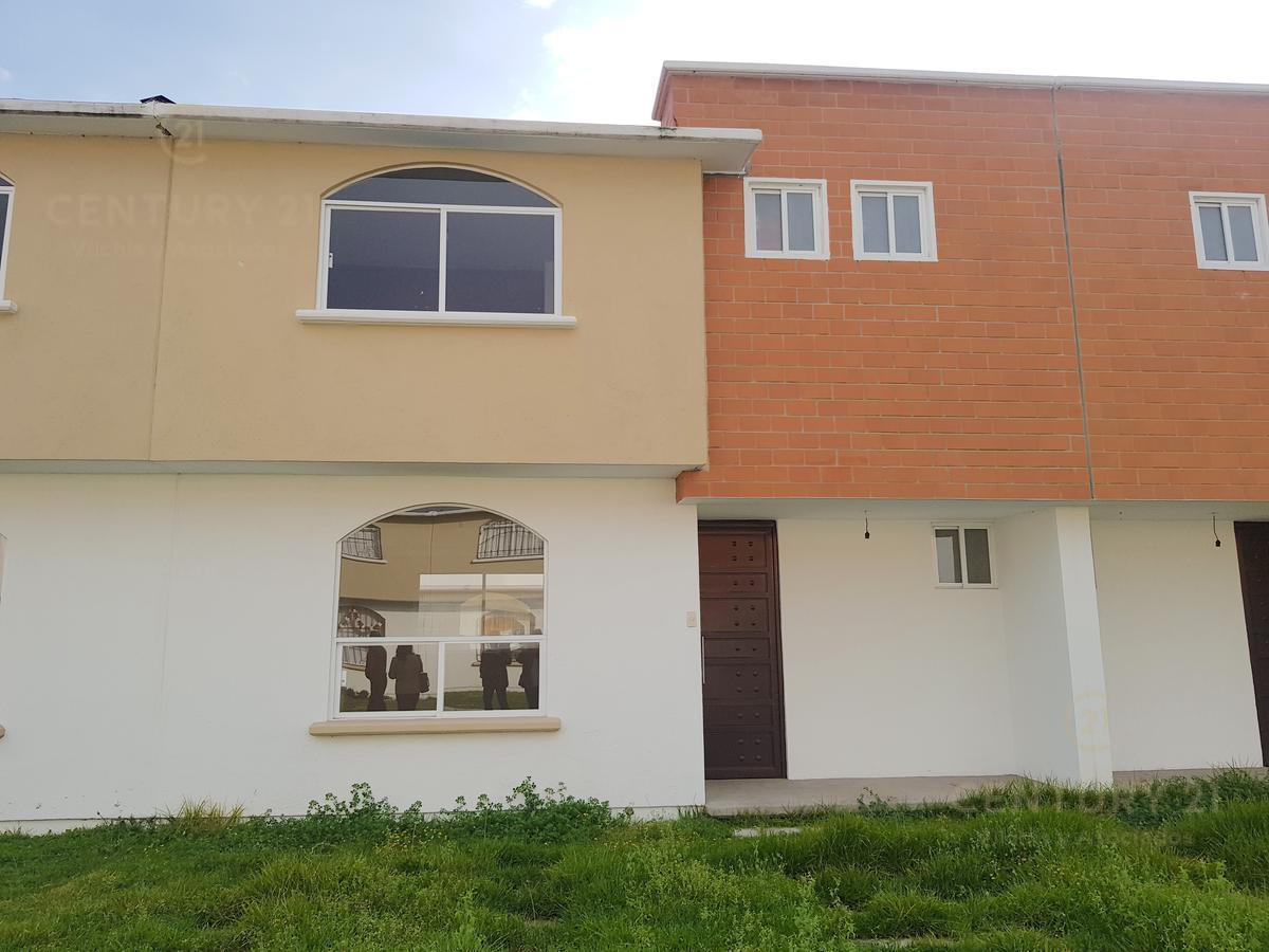 Foto Casa en Venta en  San Luis Mextepec,  Zinacantepec          TERCERA CERRADA DE SAN VALENTIN