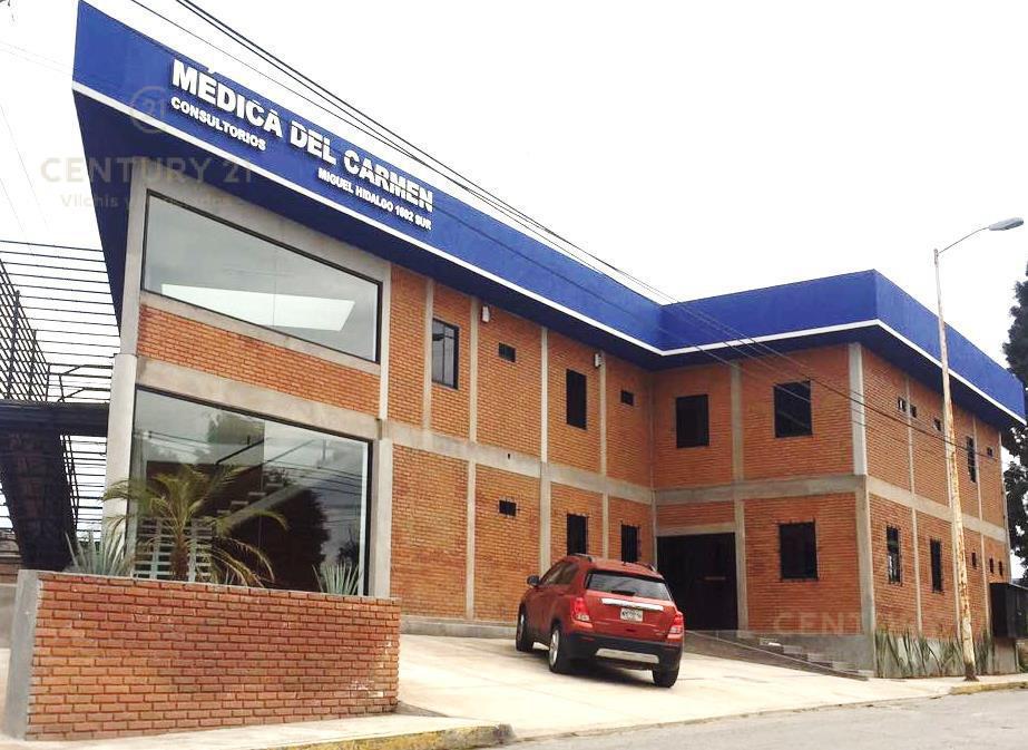 Foto Oficina en Renta en  Magdalena,  Metepec  TORRE DEL CARMEN, OFICINAS Y CONSULTORIOS EN  METEPEC