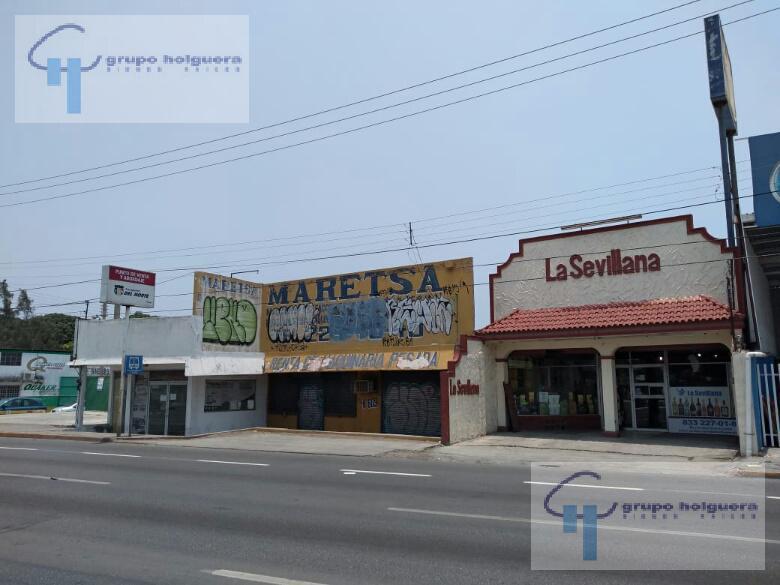 Foto Local en Venta en  Francisco Javier Mina,  Tampico  ELO-455 LOCAL SOBRE CARRETERA TAMPICO MANTE  AHORA AVENIDA DE LA INDUSTRIA