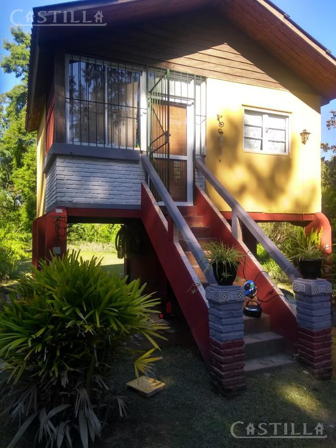 Foto Casa en Venta en  Gallo Fiambre,  Zona Delta Tigre  ARROYO GALLO FIAMBRE muelle Iwoca