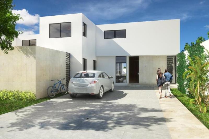 Foto Casa en condominio en Venta en  Pueblo Dzitya,  Mérida  Priv Lomas de San Antonio, casa en Venta  Dzitya Mérida Yucatán