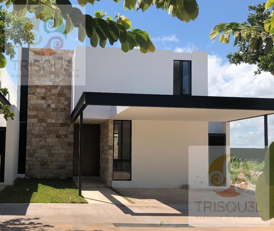 Foto Casa en condominio en Venta en  Santa Gertrudis Copo,  Mérida  Casa en Venta en Privada Piedra Verde  Sta. Gertrudiz Copó  Mérida Yucatán