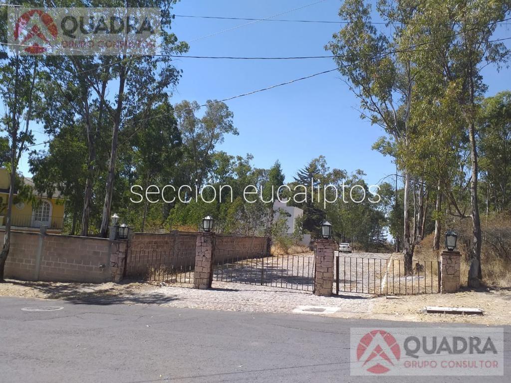 Foto Terreno en Venta en  Tecali de Herrera ,  Puebla  Terreno en Venta en Campestre Haras Flor del Bosque Puebla