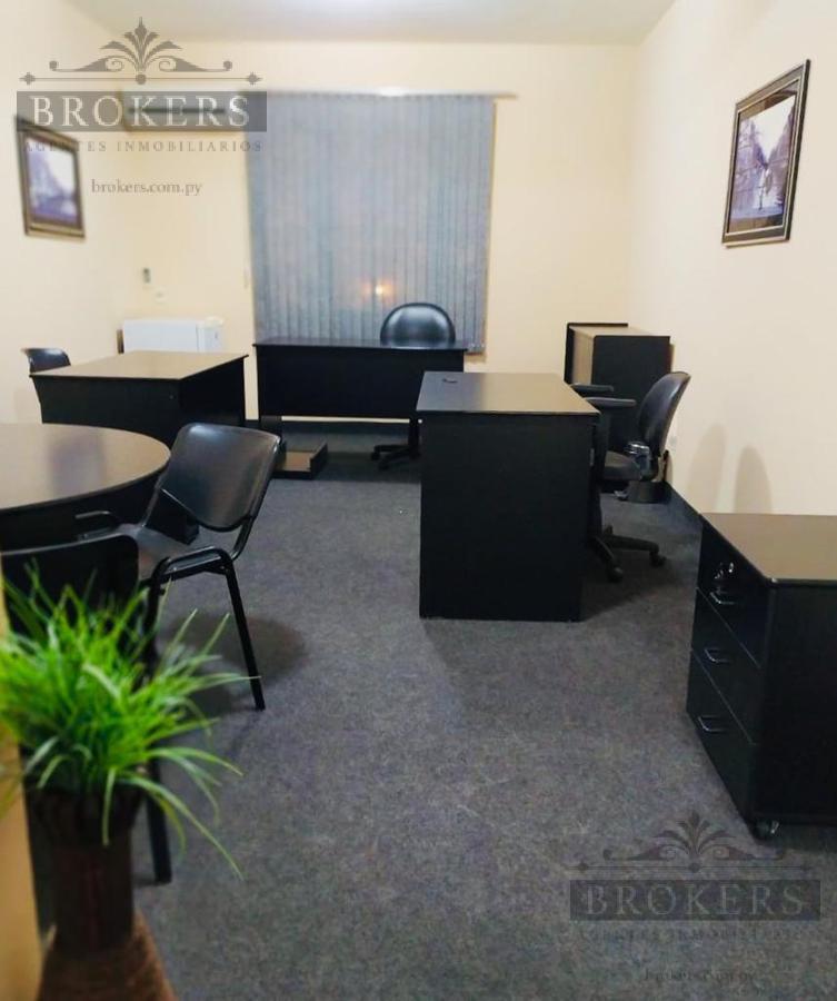 Foto Oficina en Alquiler en  Catedral,  Catedral  Alquilo Oficina 24 m2 Equipada en Centro Asuncion