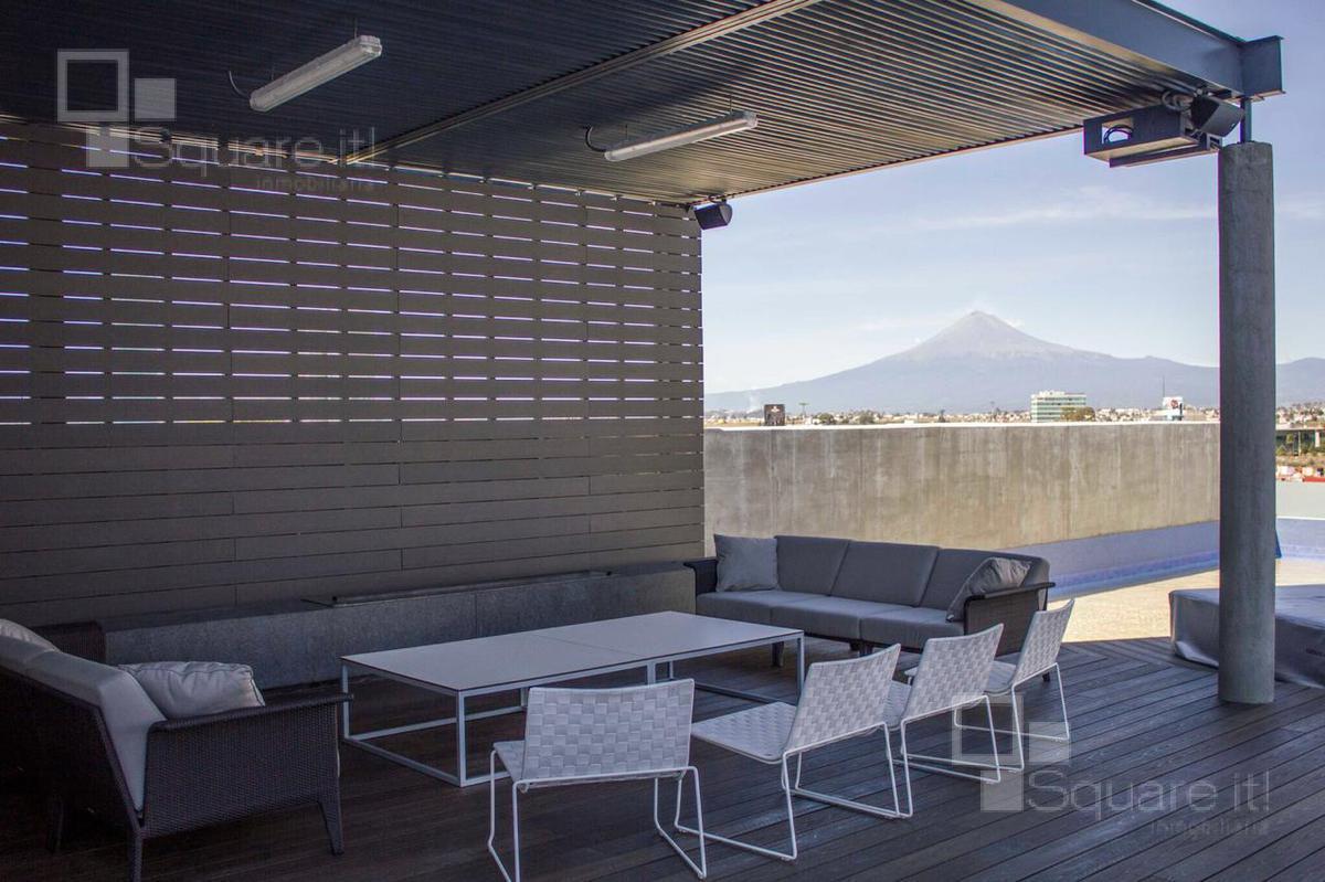 Foto Departamento en Venta en  Fraccionamiento Adamant,  San Andrés Cholula  Departamento en Venta, Amueblado, Torre Adamant II,