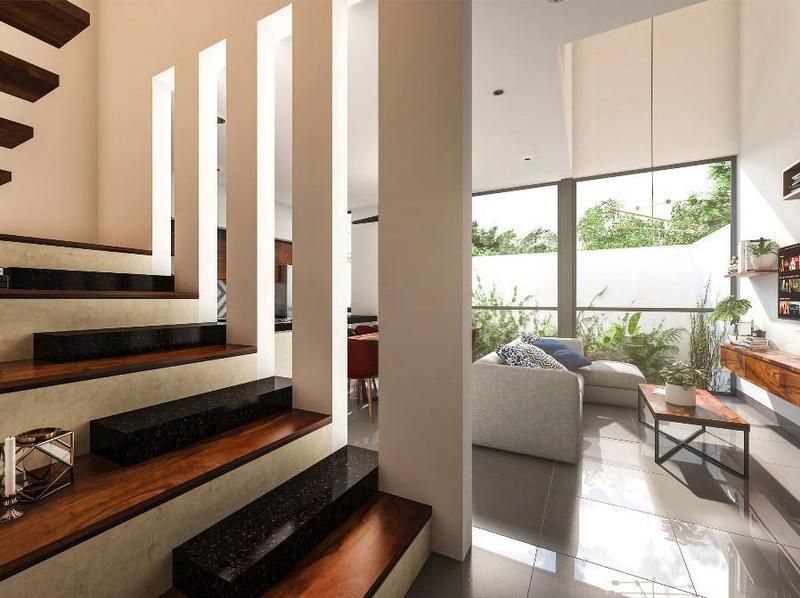 Foto Casa en condominio en Venta en  Fraccionamiento Montebello,  Mérida  Townhouse en Venta Natuur Montebello Mérida Yucatán