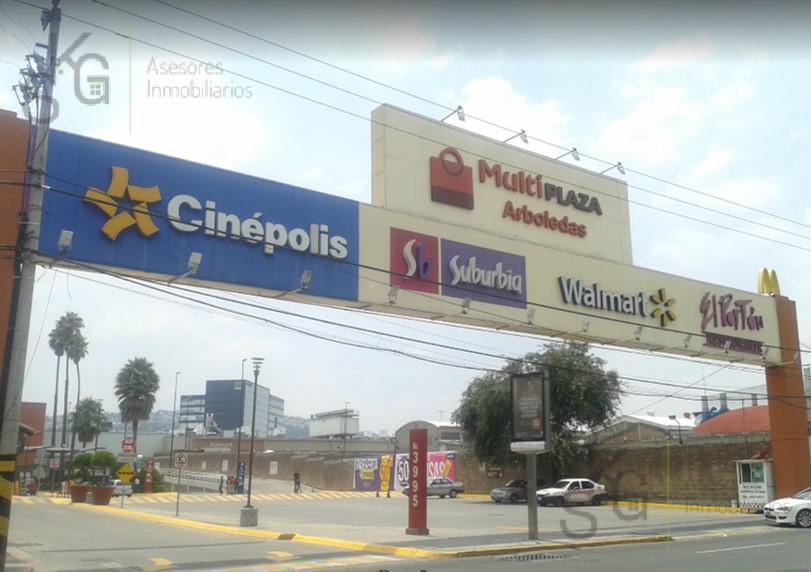 Foto Local en Renta en  Centro Industrial Tlalnepantla,  Tlalnepantla de Baz  SKG Renta Locales, Multiplaza Arboledas, Perif, Blvd. Manuel Avila Camacho, Tlalnepantla
