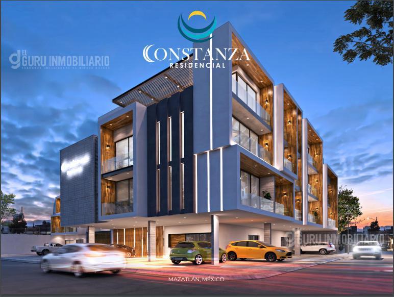 Foto Departamento en Venta en  Palos Prietos,  Mazatlán  Departamento en Venta en Constanza Residencial