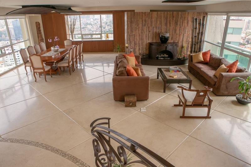 Foto Departamento en Venta en  Hacienda de las Palmas,  Huixquilucan      SKG Asesores Inmobiliarios vende espectacular Penthouse en Residencial Toledo Interlomas