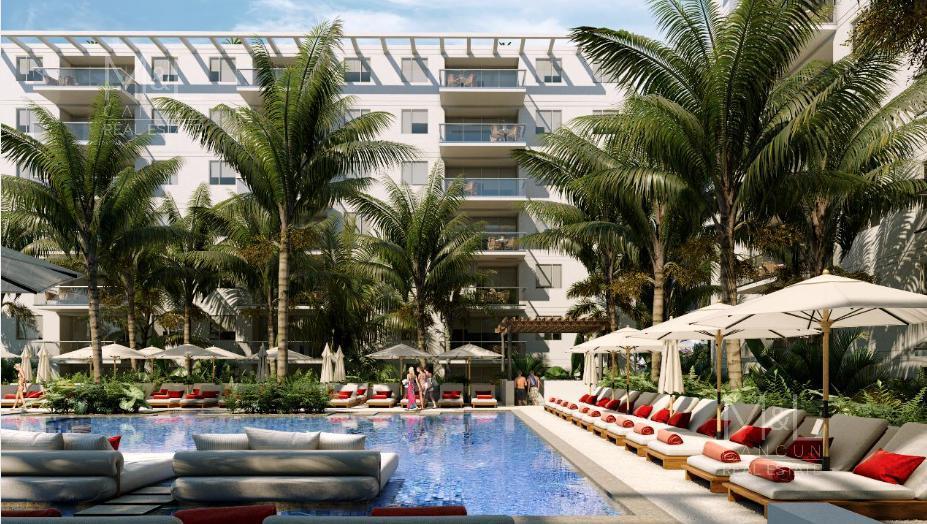 Foto Departamento en Venta en  Residencial Cumbres,  Cancún  Departamento en Venta  en Cancún, RESIDENCIAL ALZIA, 3  Recámaras, CUMBRES