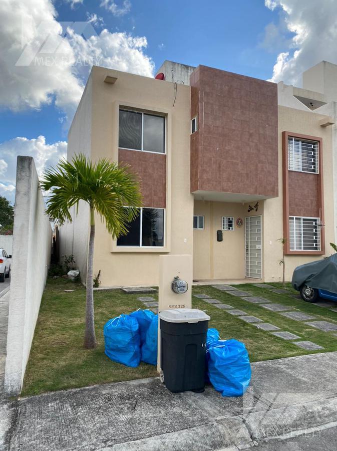 Foto Casa en Renta en  Jardines del Sur,  Cancún  RENTA EN JARDINES DEL SUR 1, CANCUN, Q. ROO $8,800 Clave GERA1721