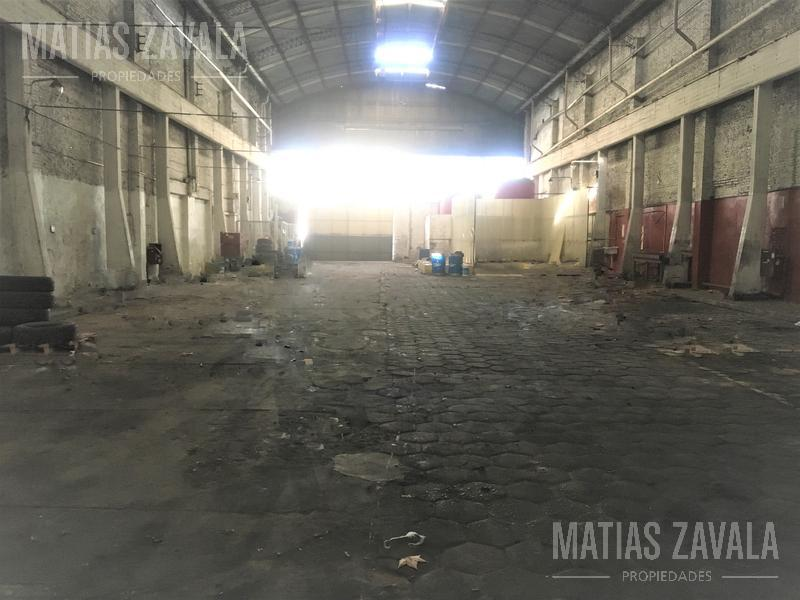 Foto Galpón en Alquiler en  Barracas ,  Capital Federal  Hernandarias al 400
