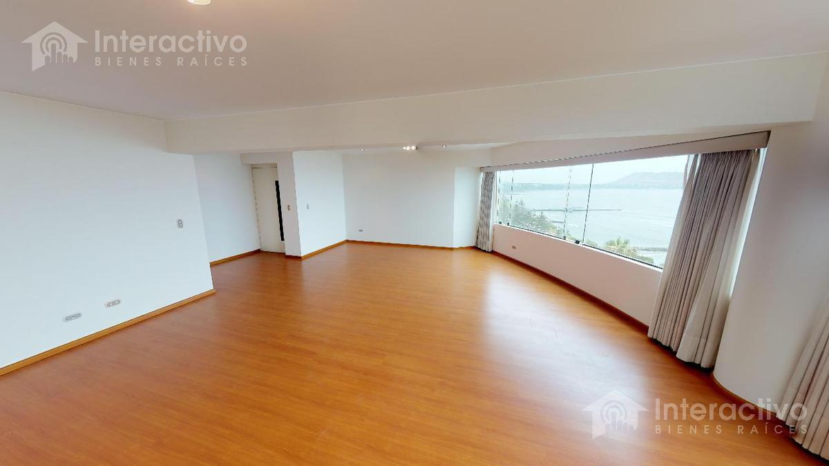 Foto Departamento en Alquiler | Venta en  Miraflores,  Lima                  Malecon Cisneros   8vo piso