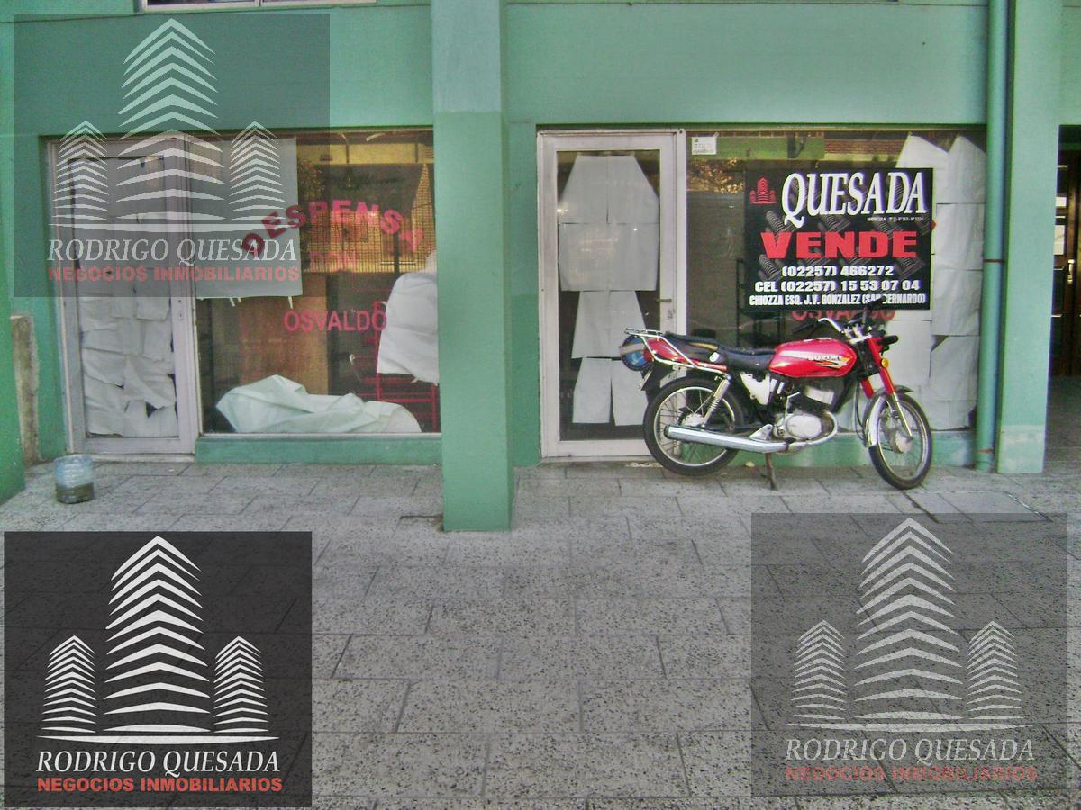 Foto Local en Venta en  San Bernardo Del Tuyu ,  Costa Atlantica  2 locales unificados - OPORTUNIDAD !!!