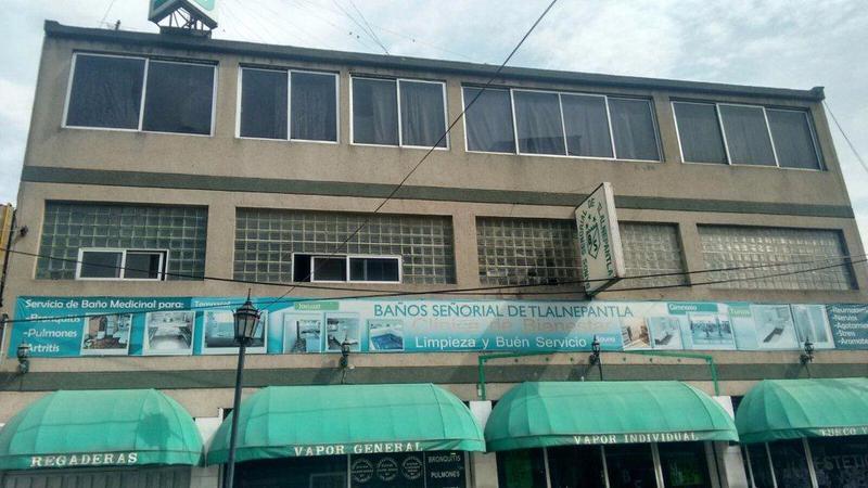 Foto Edificio Comercial en Venta | Renta en  Tlalnepantla  Centro,  Tlalnepantla de Baz  Edificio Comercial En Renta o Venta Tlalnepantla