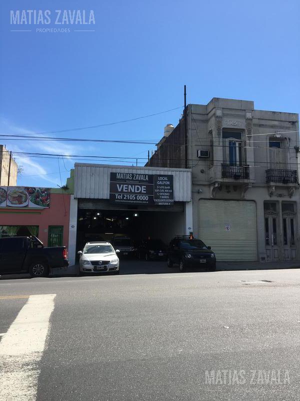 Foto Galpón en Venta en  Boedo ,  Capital Federal  Av La Plata al 1800