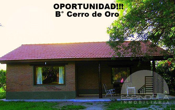 Foto Casa en Venta |  en  Cerro de Oro,  Merlo  Calaguala