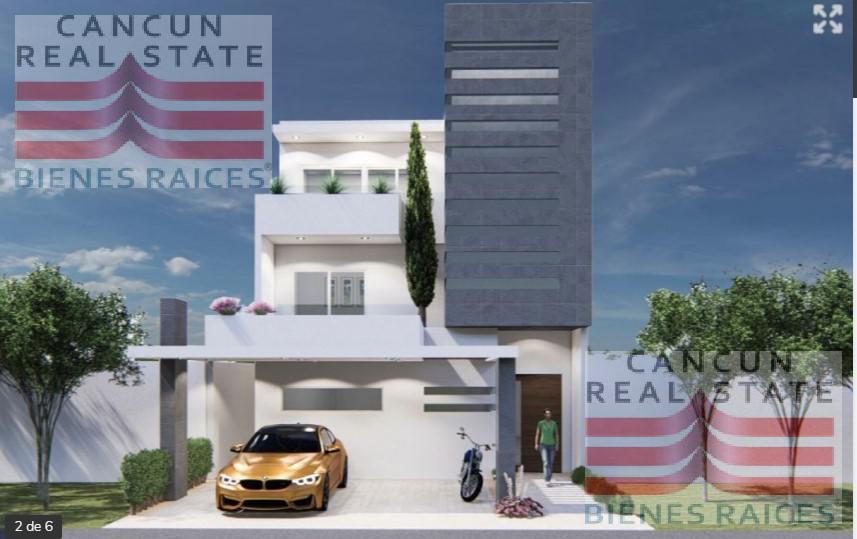 Foto Casa en Venta en  Aqua,  Cancún  AQUA CANCUN CASA VENTA