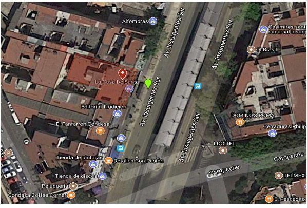 Foto Edificio Comercial en Venta en  Hipódromo,  Cuauhtémoc  Cuauhtemoc Edificio En Venta