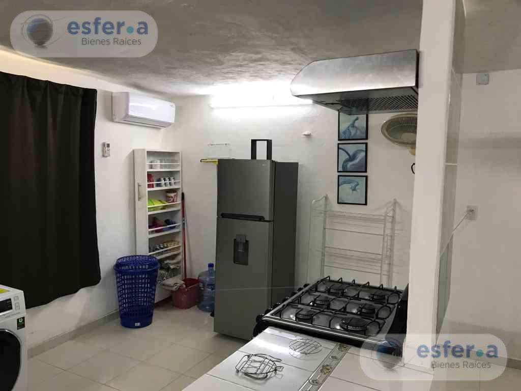 Foto Departamento en Renta en  Merida Centro,  Mérida  Depatamento en Renta Amueblado en centro calle 65, una recámara y A/C