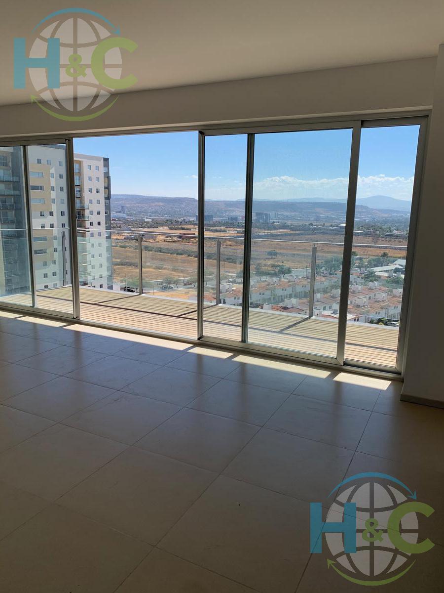 Foto Departamento en Renta en  Juriquilla Santa Fe,  Querétaro  RENTA DEPARTAMENTO BIOSFERA JURIQUILLA STA FE QUERETARO