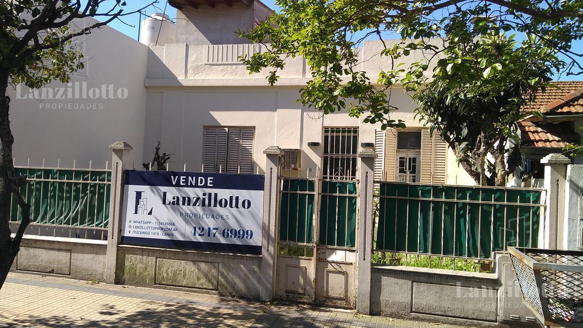"""Foto Casa en Venta en  Lanús Este,  Lanús  Pringles al 2422  """"APTO CREDITO"""""""
