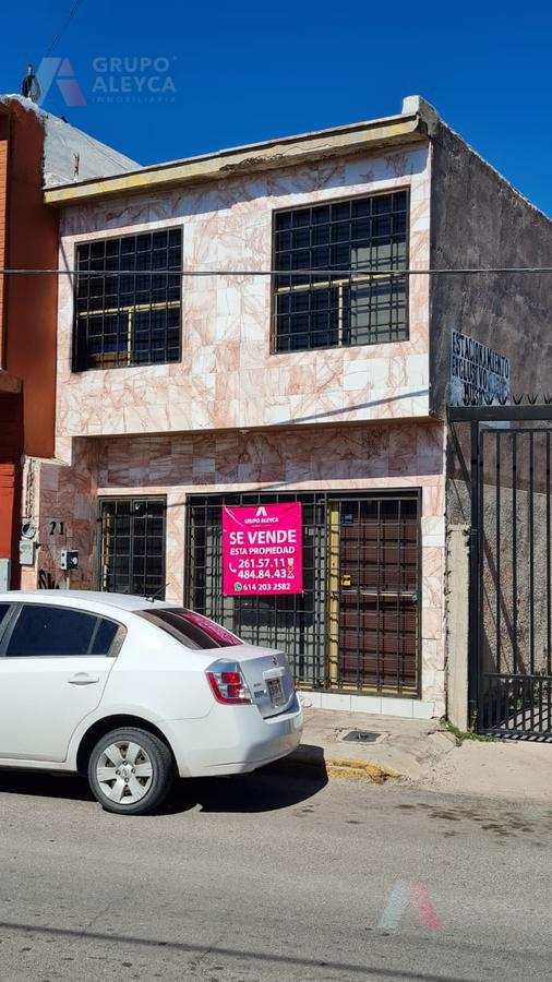 Foto Casa en Venta en  Zona Centro,  Chihuahua  Casa zona centro