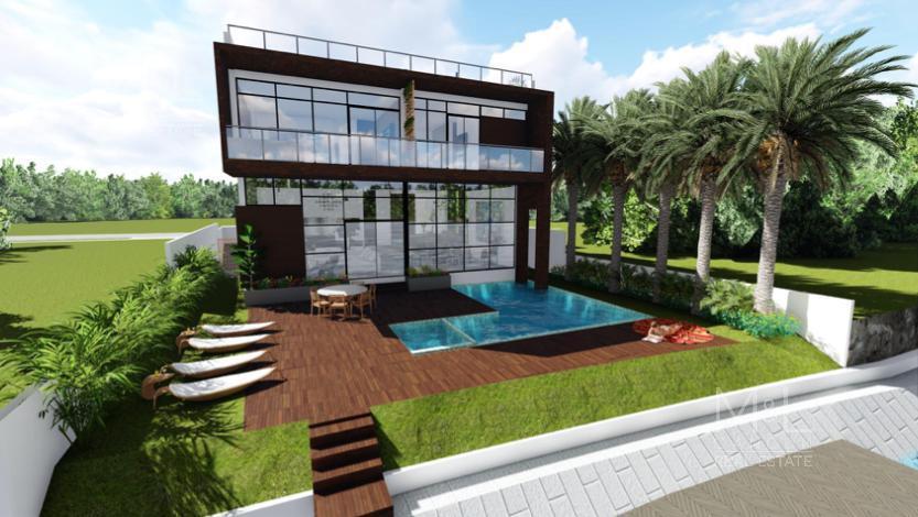 Foto Casa en Venta en  Puerto Cancún,  Cancún  CASA EN VENTA EN CANCUN, LOS CANALES DE 5 RECAMARAS CON MUELLE, PUERTO CANCUN