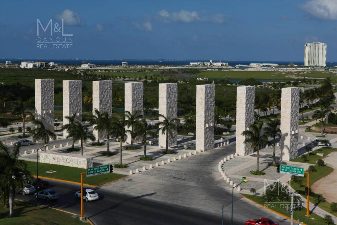 Foto Departamento en Venta en  Puerto Cancún,  Cancún  Departamentos en Venta en Cancún, Blume Boutique Condos. De Lujo 3 Recàmaras.  Puerto Cancùn