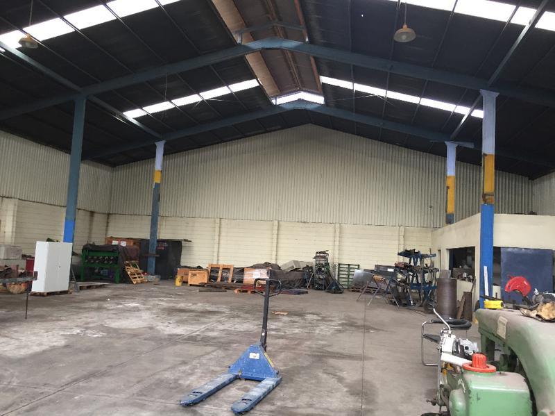 Foto Bodega Industrial en Venta | Renta en  Uruca,  San José  Bodega en alquiler y venta en la Uruca.