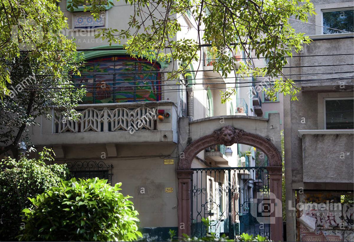 Foto Departamento en Venta en  Hipódromo Condesa,  Cuauhtémoc  Amsterdam 205 / Condesa / PB
