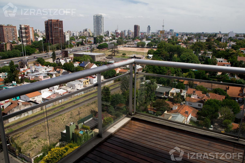 Departamento-Alquiler-V.Lopez-Vias/Rio-Avenida Libertador al 100