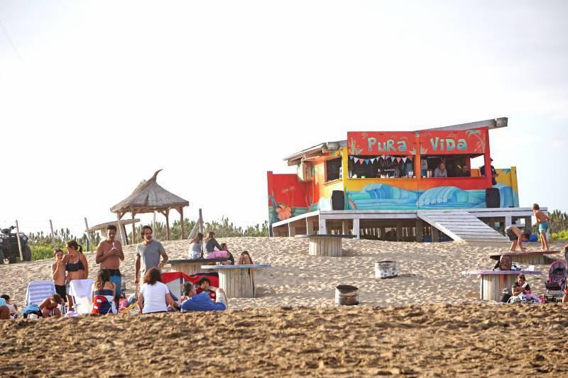 Foto Terreno en Venta en  Costa Esmeralda,  Punta Medanos  Maritimo I Al 100