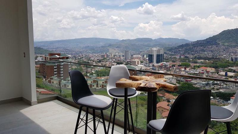 Foto Departamento en Venta en  La Cumbre,  Tegucigalpa  Apartamento En Venta  Una Habitación  Torre Aria Res. La Cumbre Tegucigalpa