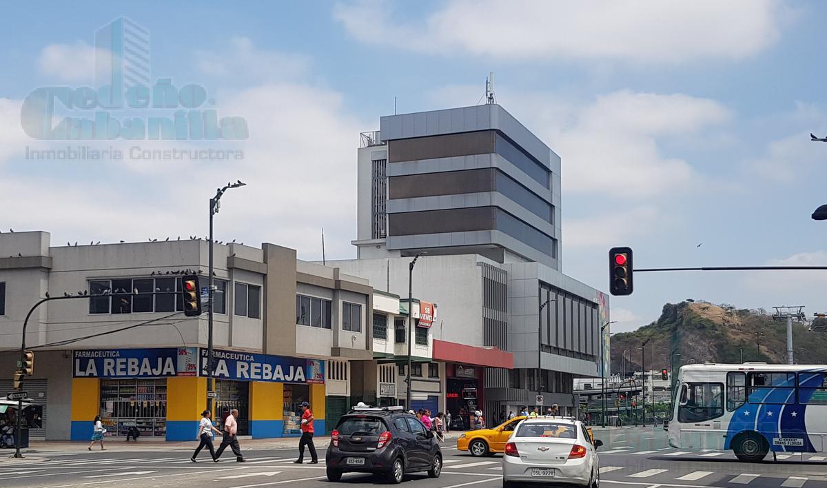Foto Edificio Comercial en Venta en  Centro de Guayaquil,  Guayaquil  VENTA DE  EDIFICIO UBICADO EN EXCELENTE ZONA CENTRICA  COMERCIAL