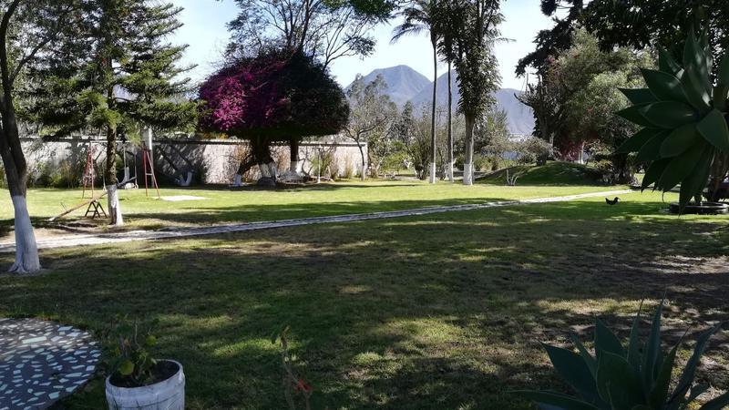 Foto Quinta en Venta en  Mitad del Mundo,  Quito  QUINTA de Venta La Pampa - Pomasqui