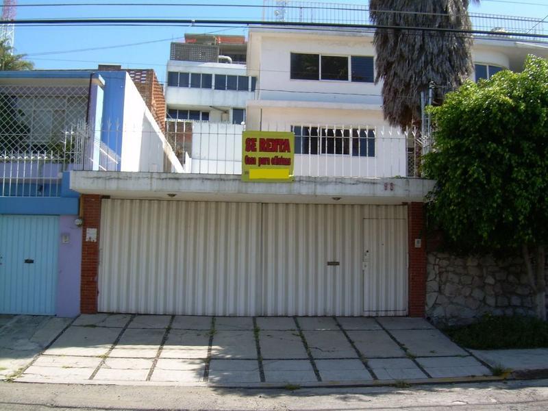 Foto Oficina en Renta en  La Paz,  Puebla  Casa para Oficina en la Paz