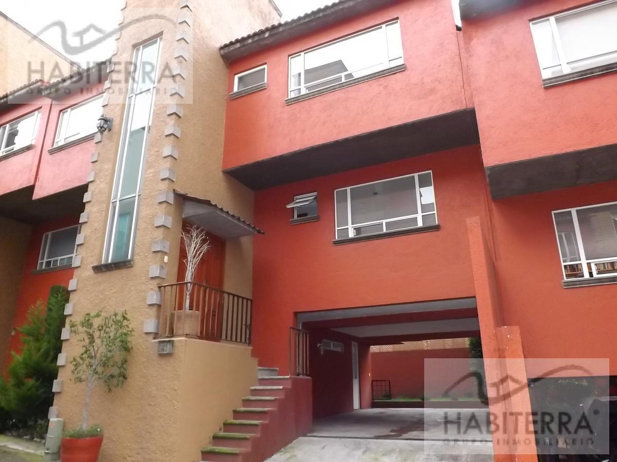 Foto Casa en Renta en  Cuajimalpa,  Cuajimalpa de Morelos  RENTA AGRADABLE  CASA EN CONDOMINIO