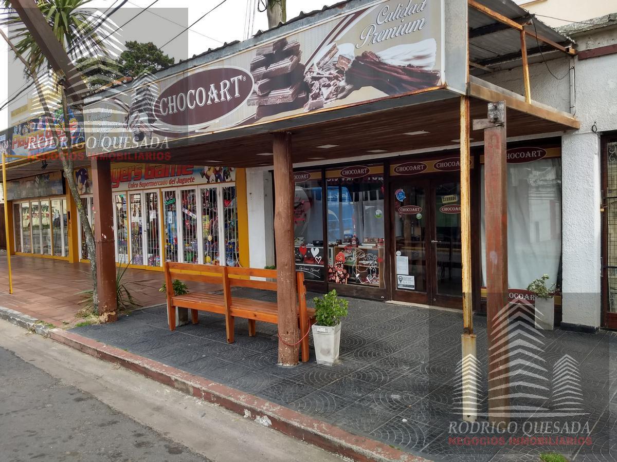 Foto Local en Venta en  San Bernardo Del Tuyu ,  Costa Atlantica  Local en plena peatonal de San Bernardo - Importante renta!!!