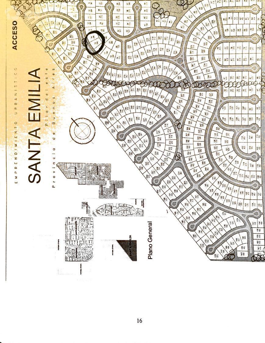 Terreno-Venta-Pilar del Este Santa Emilia-Pilar del Este