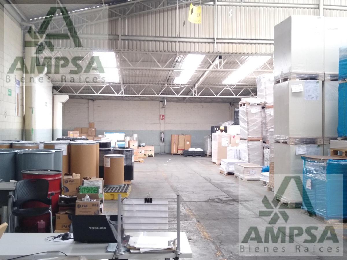 """Foto Bodega Industrial en Renta en  Cervecera Modelo,  Naucalpan de Juárez  CALLE NEGRA MODELO # 4 FRACCION """"H"""""""