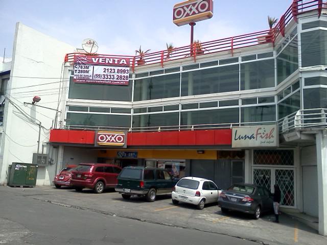Foto Edificio Comercial en Venta en  Independencia,  Naucalpan de Juárez  EDIFICIO COMERCIAL EN EL HUIZACHAL
