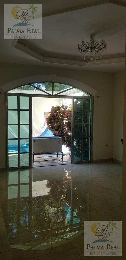 Foto Casa en Renta en  Ciudad de Cancún,  Cancún  VIVE DE LUJO HEMOSA RESIDENCIA