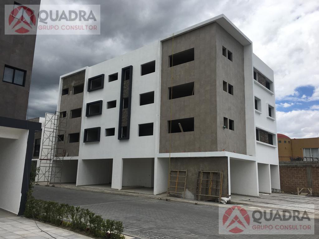 Foto Departamento en Venta en  Conjunto habitacional Jardines de la Carcaña,  San Pedro Cholula  Departamento en Venta en La Carcana San Pedro Cholula Puebla