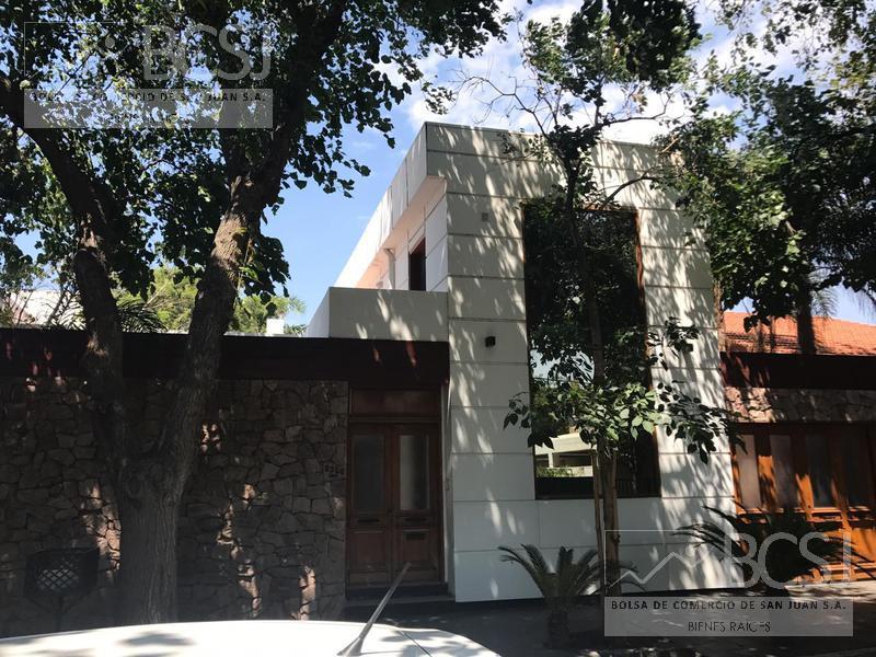 Foto Casa en Alquiler en  Desamparados,  Capital  Barrio Bancario - calle Miranda