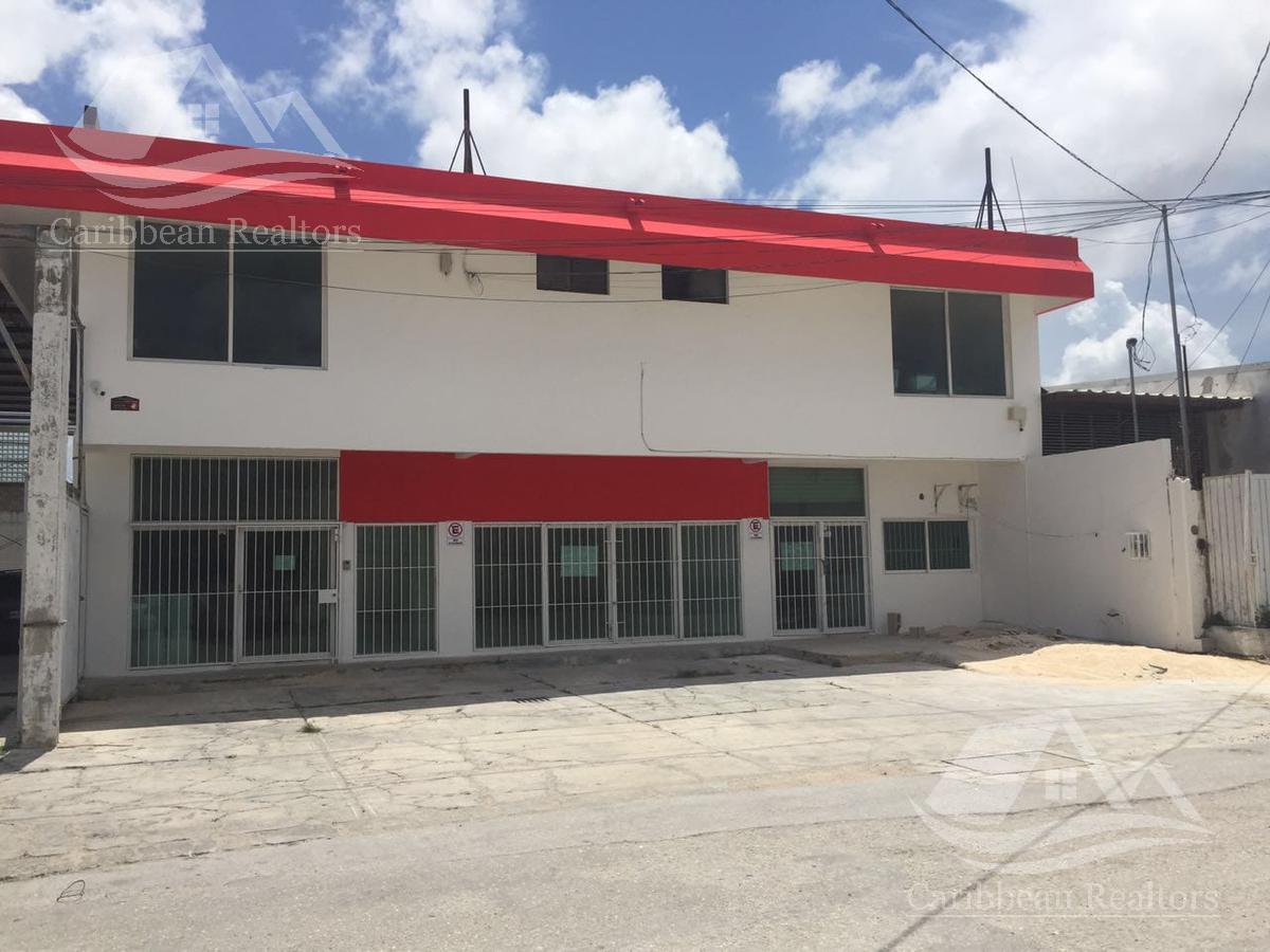 Foto Bodega Industrial en Renta en  Región 97,  Cancún  Bodega en Renta en Cancun