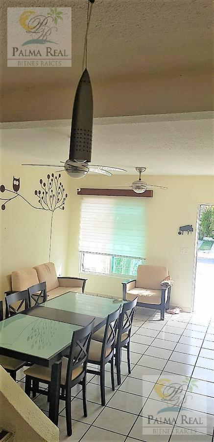 Foto Casa en Renta en  Las Americas,  Cancún  PRECIOSA CASA AMUEBLADA EN LAS AMERICAS (CON SEGURIDAD)