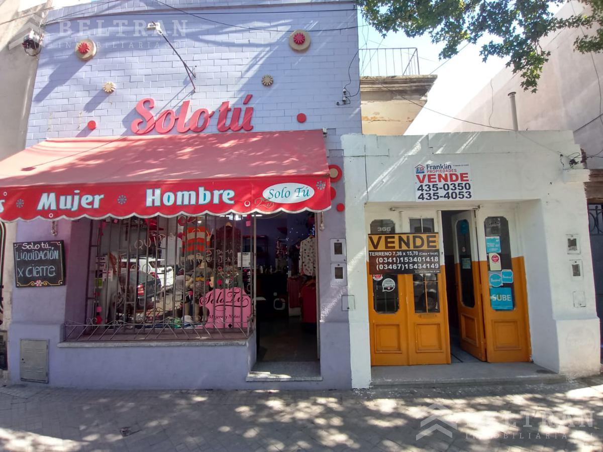 Foto Terreno en Venta en  Rosario ,  Santa Fe  Cafferata al 300